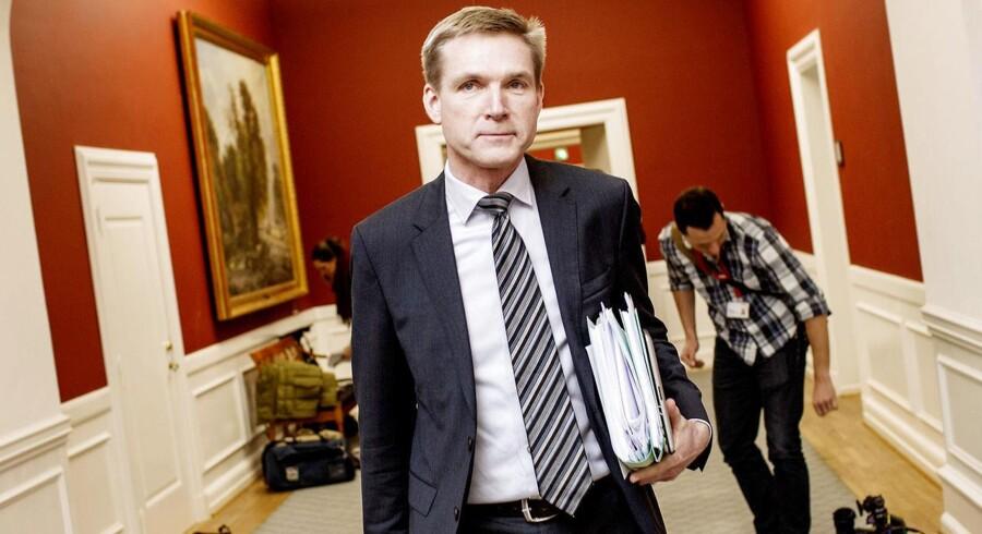 ARKIVFOTO. Dansk Folkepartis formand Kristian Thuelsen Dahl.