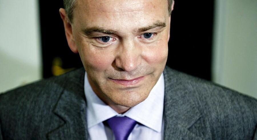 Formand for KL og borgmester i Horsens, socialdemokraten Jan Trøjborg, er pludselig død, 56 år, oplyser kommunen.