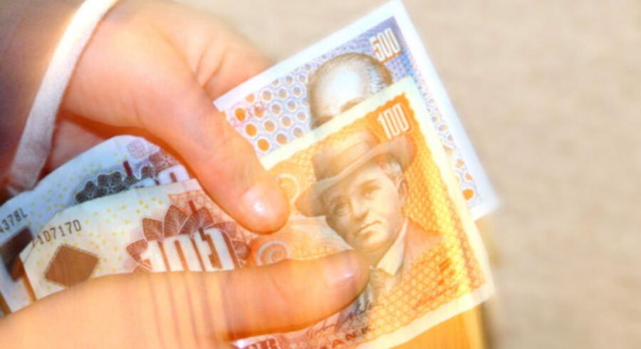 Hver femte dansker - eller over én million personer - skal fra næste år betale topskat.