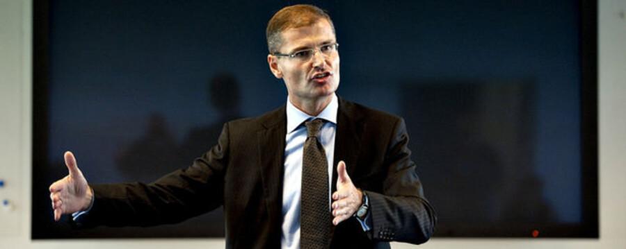 Vestas' koncernchef Ditlev Engel er en af dem, der har fået flere ansatte.