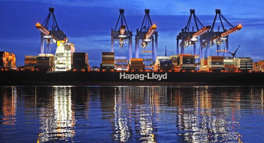 Det tyske containerrederi og konkurrent til Maersk Line, Hapag-Lloyd, kunne i 2013 notere sig en faldende omsætning og et samlet underskud på 97,4 mio. euro.