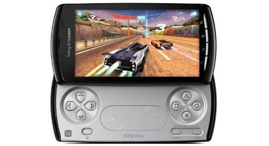 Efter en tid kun med rygter, afsløres det nu at Sony udgiver deres nye spilmobil, Xperia Play.