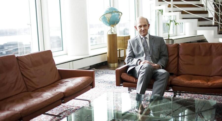 Alm. Brands topchef, Søren Boe Mortensen.