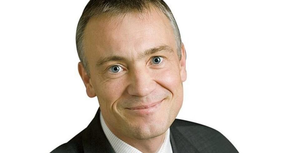 Niels Buus kristensen, institutdirektør, DTU og medlem af Trængselskommissionen.