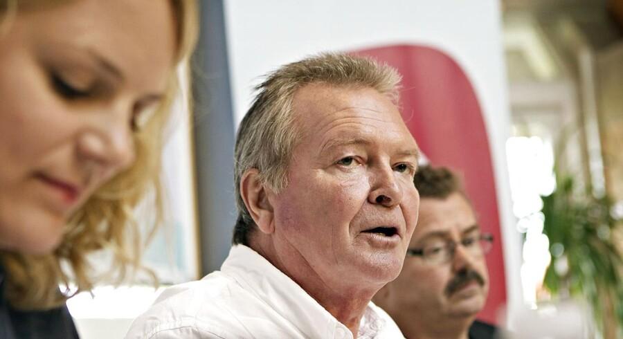»Det står klart, at der er et finanspolitisk råderum, og det skal vi naturligvis udnytte.« siger Enhedslistens finansordfører, Frank Aaen