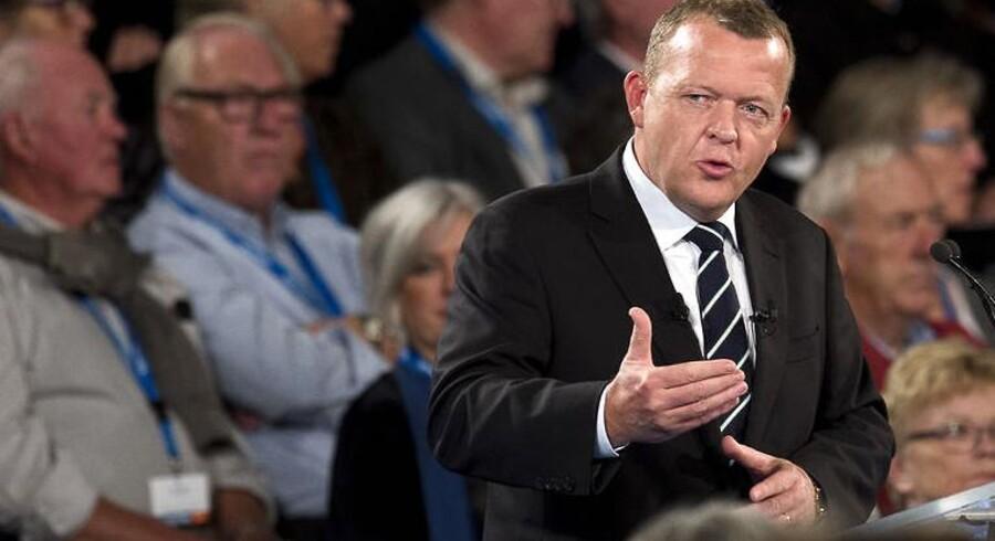 En Lars Løkke i topform, mener to eksperter.
