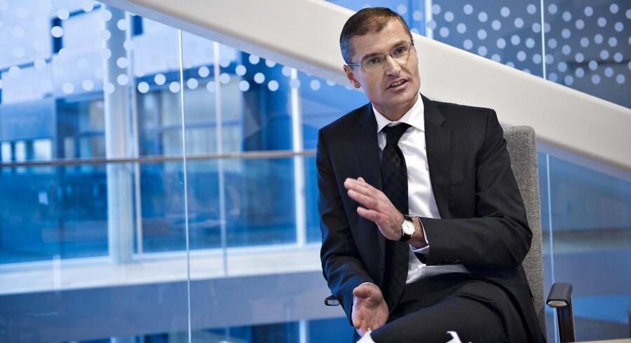Det kan lyde kynisk, men for investorerne er en af de gode nyheder fra Vestas, at topchef Ditlev Engel er blevet fyret.