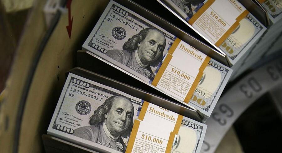 Medlemmerne af Federal Reserve bakker op om en lempelige pengepolitik.