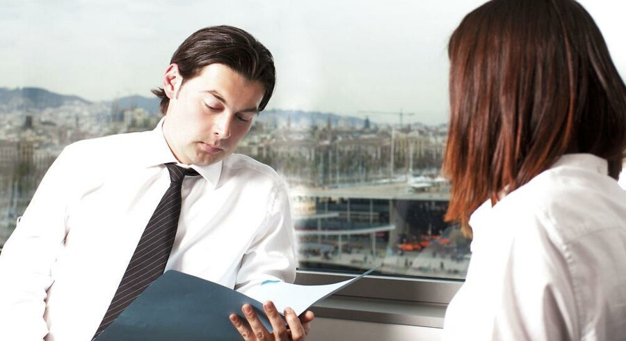 En dag kommer din lederkollega Lise og spørger dig, om du kan hjælpe hende med noget af lidt mere privat karakter.