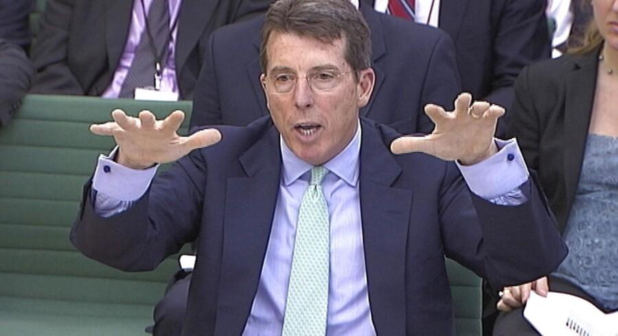 Bob Diamond, der stod i spidsen for Barclays under Libor-skandalen, skulle nu være klar til at opgive sin kæmpebonus.
