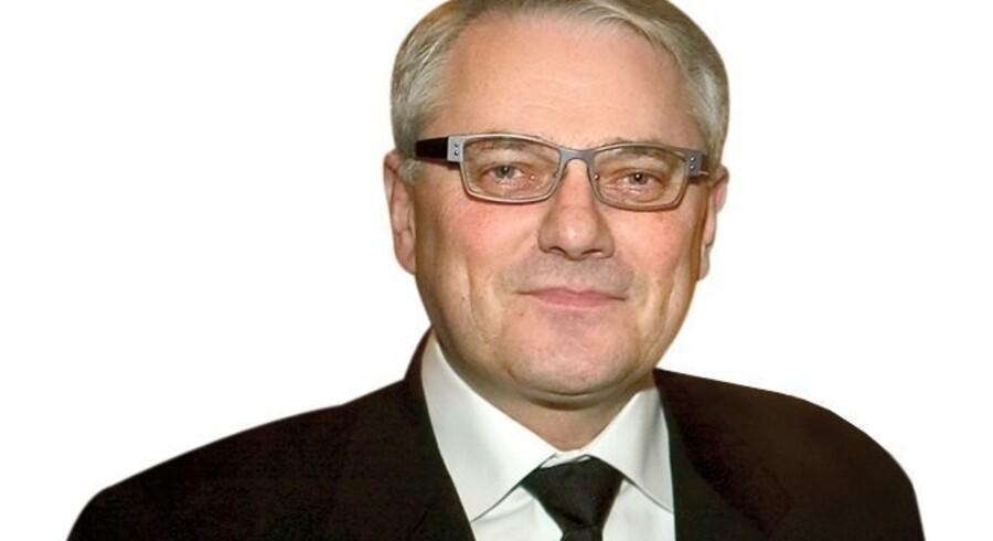 Torben Lund, fhv. sundhedsminister.