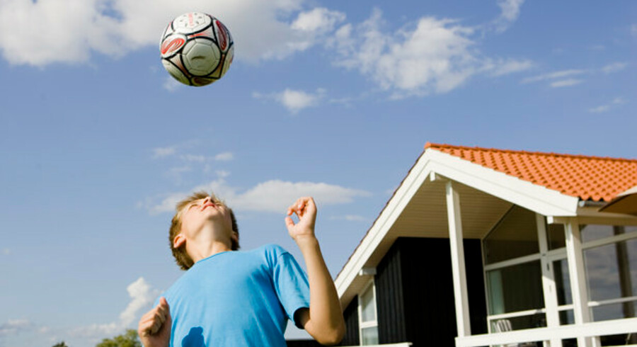 På ti år er der sket næsten en fordobling af antallet af sommerhuse over 100 kvadratmeter.