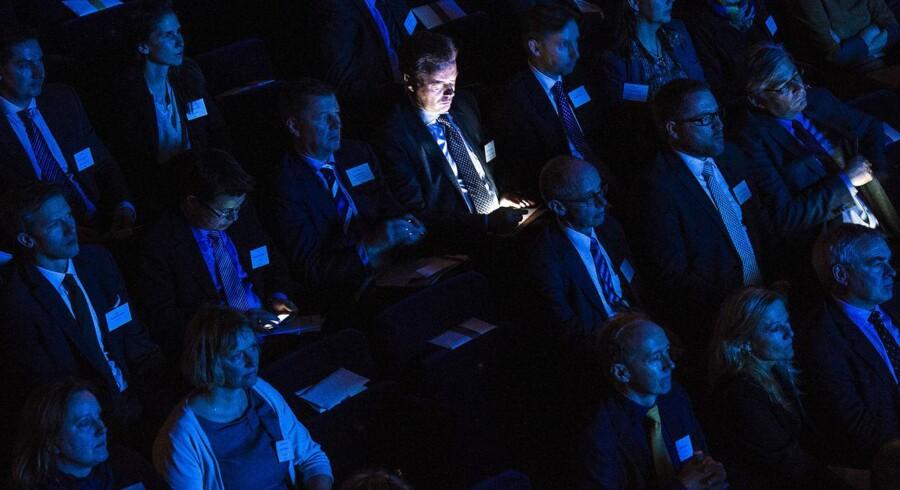 VL-Døgnet 2013 har deltagelse af omtrent 600 danske erhvervsfolk, og i år foregår det i i Operaen i København.