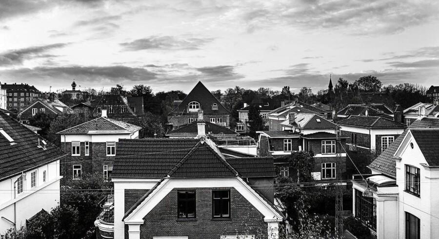 Boliger på Frederiksberg