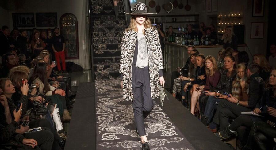 Copenhagen Fashion Week. DAY Birger et Mikkelsen. Torsdag d. 30. januar 2014.