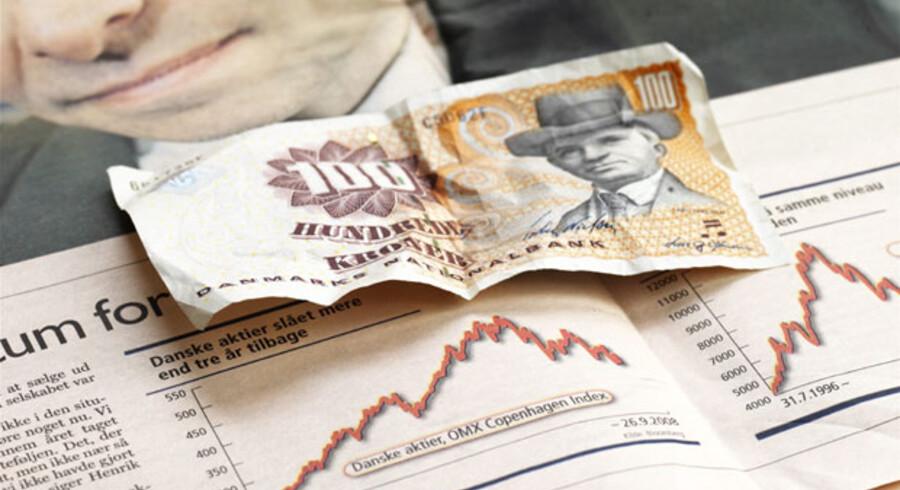 Skat vil nu tjekke folk, der sætter store beløb ind på deres pension, samtidig med at de skylder i skat.