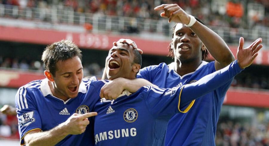 Værdien af fodboldspillerne i den engelske fodboldklub, Chelsea, er faldet med 20 procent.