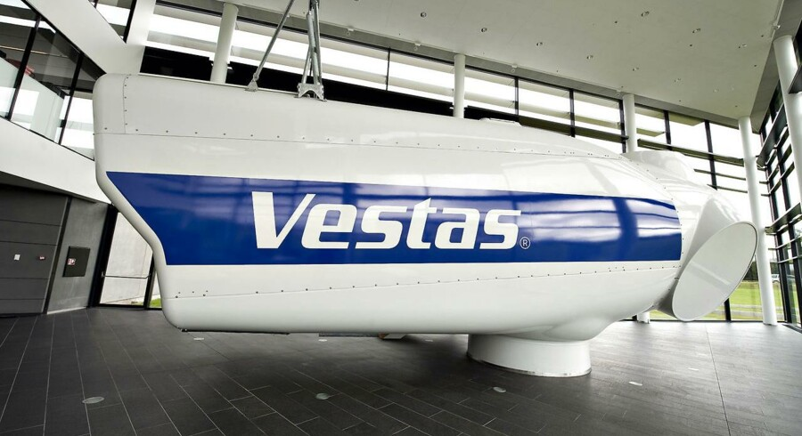 Hos Vestas regner de fortsat med totalt at levere fem GW i 2013, pointerer Jens Velling.