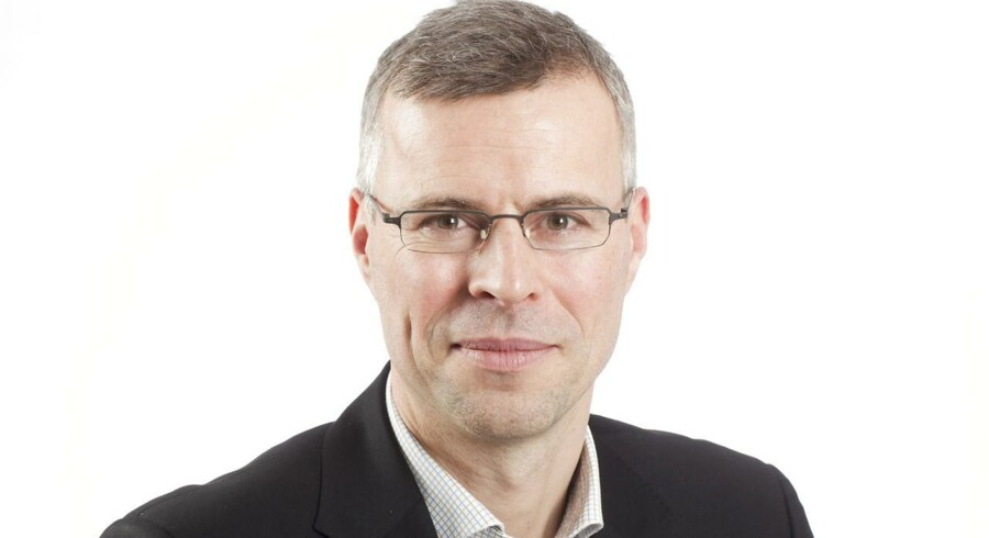 Thomas Larsen, Berlingske politiske kommentator.