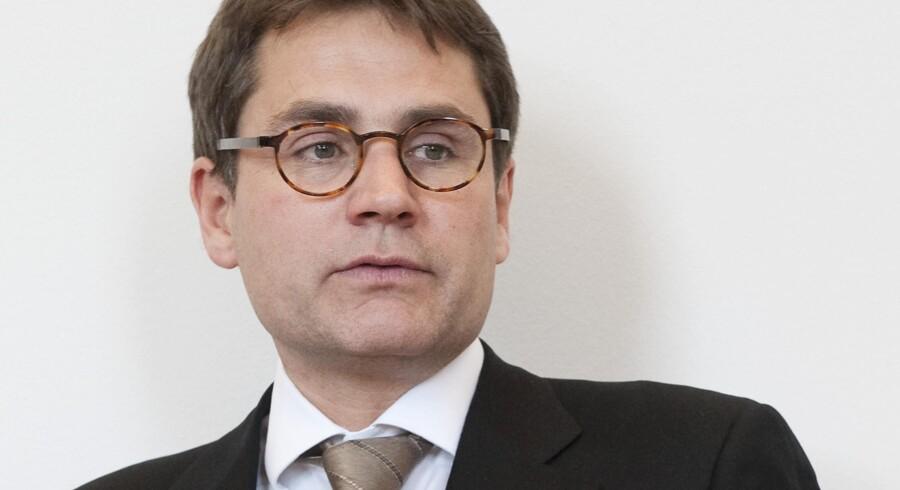Økonomi- og erhvervsminister Brian Mikkelsen (K).