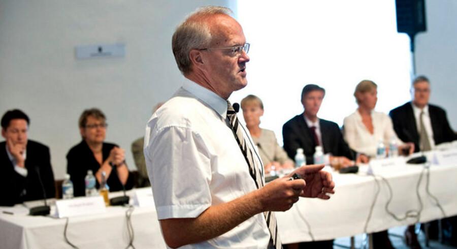 Formanden for regeringens Arbejdsmarkedskommission, Jørgen Søndergaard