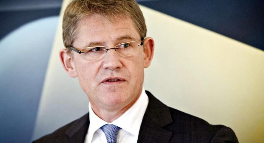 Det er en kæmpeskuffelse for Novo Nordisk, siger topchef Lars Rebien Sørensen om afvisningen af Tresiba og Ryzodeg i USA.