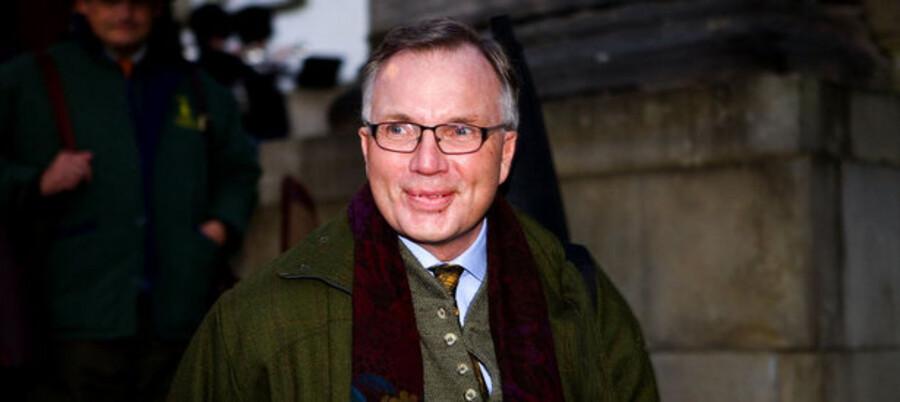 SAS' bestyrelsesformand Fritz Schur