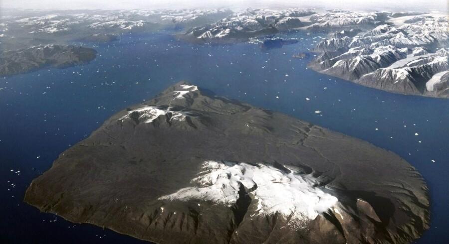 Potentialet for minedrift i Grønland kan være stort.