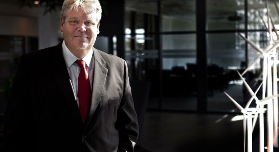 Vestas-formand Bert Nordberg har fået store aktionærers bemyndigelse til at skifte ud i bestyrelsen.