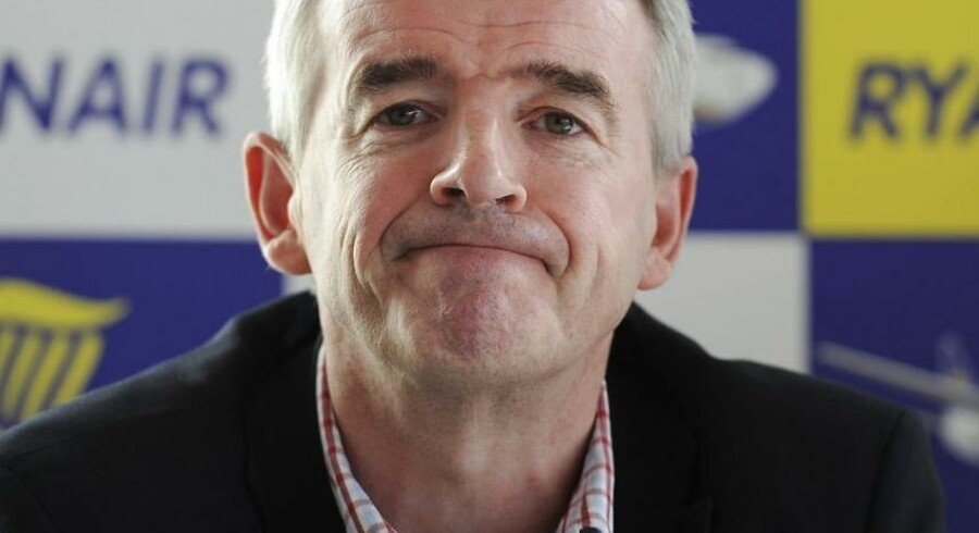 Ryanairs topchef, Michael O'Leary.