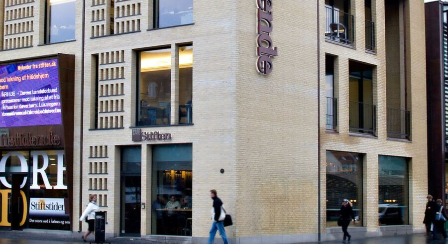 Aarhus Stiftstidende omlægger både avisen og de lokale ugeaviser.