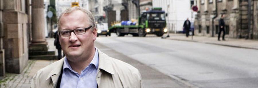 Nordic Tankers bestyrelsesformand Steen Bryde.