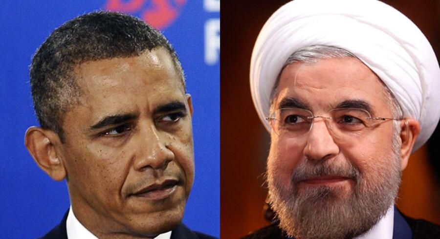 USAs Barack Obama og Irans Hassan Rouhanis møde kan have vidtrækkende konsekvenser.