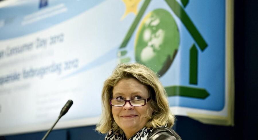 ARKIVFOTO: Den kendte erhvervsleder Stine Bosse skal stå i spidsen for Europabevægelsen.
