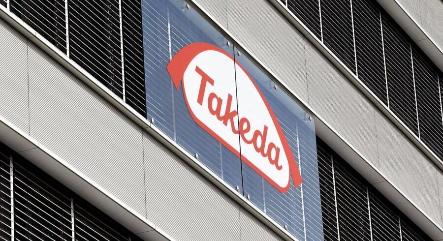 Japanske Takeda er sammen med Eli Lilly blevet idømt en kæmpebøde på næsten 49 mia. kr.
