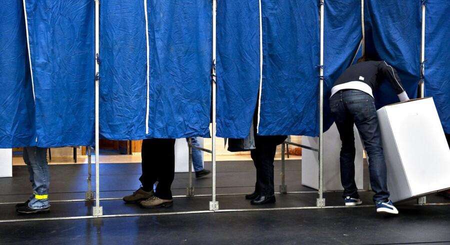 I alt 10.069 kandidater stiller op til kommunal- og regionsrådsvalget den 19. november, herunder 8.906 til kommunalvalget.