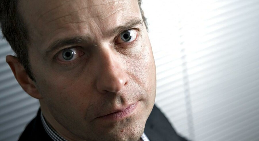 Boris Frederiksen fra Kammeradvokaten er kendt for sin rolle som kurator for blandt andet Amagerbanken og senest Tønder Bank. Han har desuden blandt andet været kurator efter Stein Baggers krakkede IT Factory.