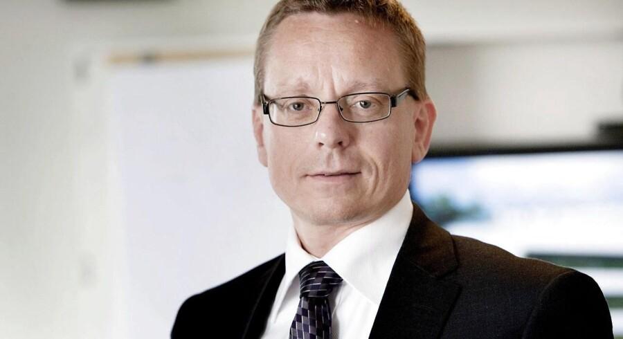 Heine Dalsgaard, ISS' nye CFO