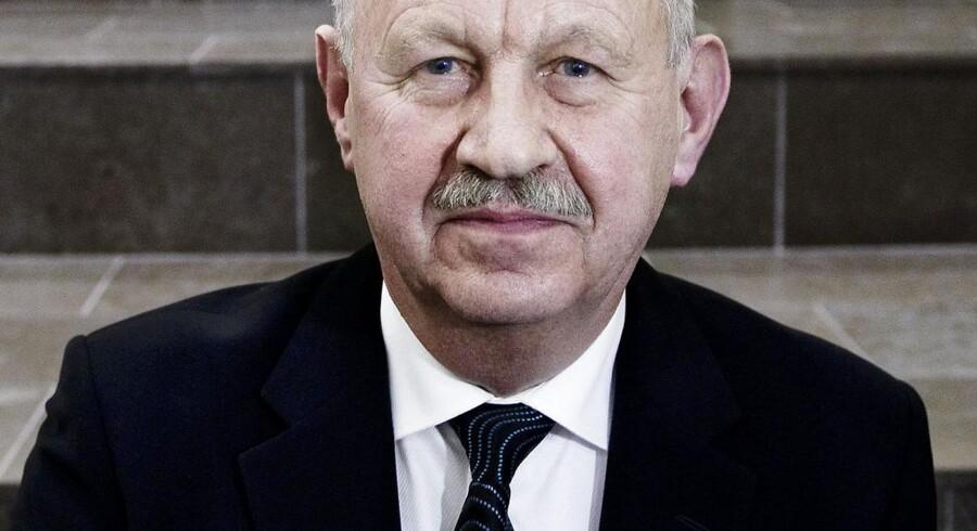 Carlsbergs bestyrelsesformand lægger op til, at Carlsberg igen skal ud og købe sig til vækst.