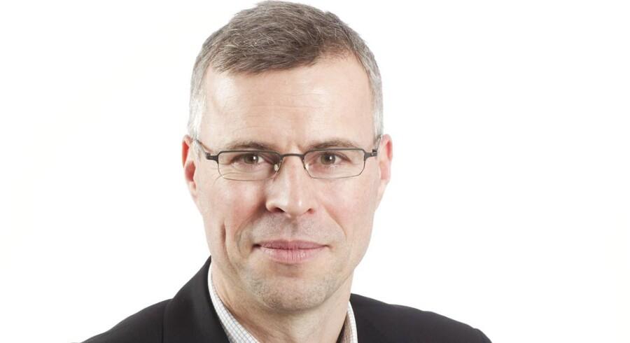 »Det her forløb har igen understreget, at Vilhelmsen er en nybegynder på Christiansborg«, siger Thomas Larsen.