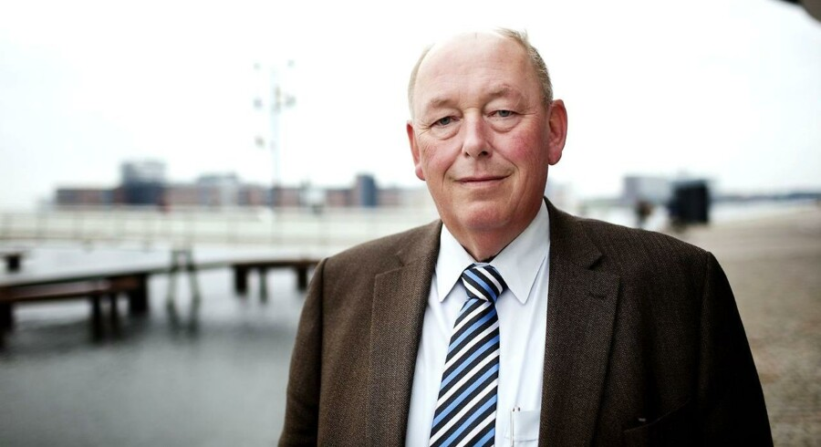 LOs Harald Børstingforeslår nu, at offentlige deltidsstillinger skal laves til fuldtidsstillinger, så der skaffes flere penge til statskassen.