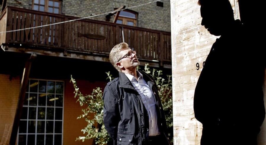 Københavns overborgmester Frank Jensen er begejstret for Realdanias støtte til C40 Cities - Climate Leadership Group.