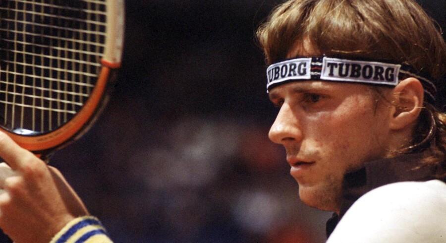 Den svenske tennislegende Björn Borgs undertøjsmærke havde et skuffende sidste kvartal af 2013.