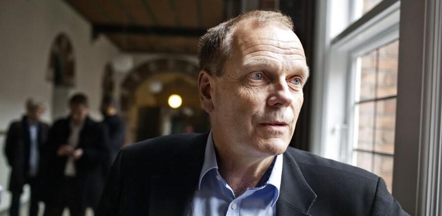 Den konservative Mogens Lønborg fra Københavns Borgerrepræsentation er skuffet over Lars Barfoeds exit fra folkeskoleforhandlingerne i dag.