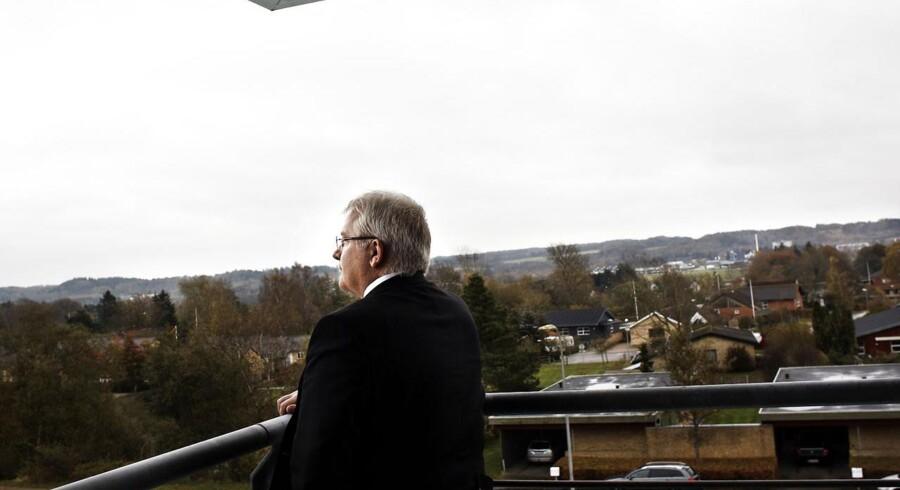 Carsten Bjerg er netop blevet fyret som koncerndirektør i Grundfos, men er ikke den eneste i toppen som har forladt selskabet.