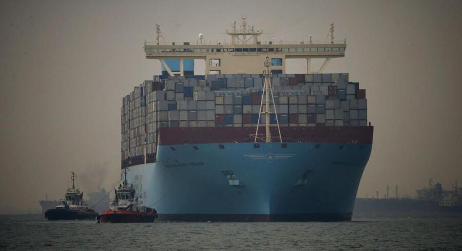 Maersk Tankers har købt to MR-skibe fra det sydkoreanske rederi Sungdong Shipbuilding & Marine Engineering.