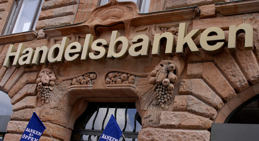 Handelsbanken kom ud af første kvartal bedre end ventet.