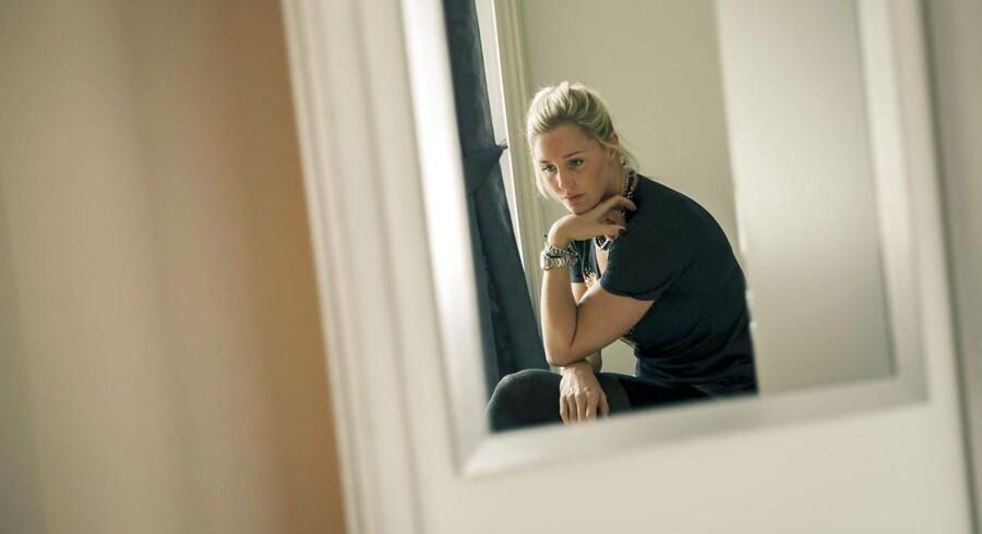 Arkivfoto: Søndag eftermiddag blev den 28-årige svømmestjerne Jeanette Ottesen og hendes kæreste Marco Loughran, der også er elitesvømmer, overfaldet, da en rasende bilist gik amok i trafikken på Østerbrogade.