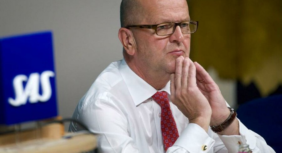 SAS' koncernchef Mats Jansson