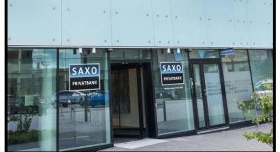 Saxo Privatbank i Tuborg Havn